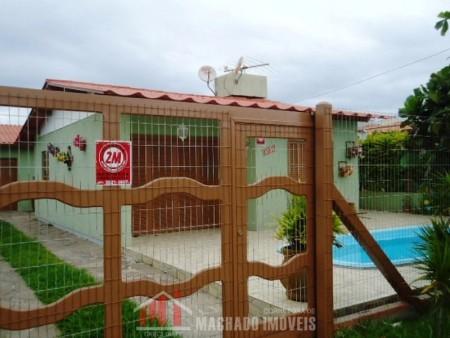Casa 3 dormitórios em Capão Novo | Ref.: 224