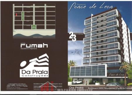 Apartamentodormitório em Capão da Canoa | Ref.: 601