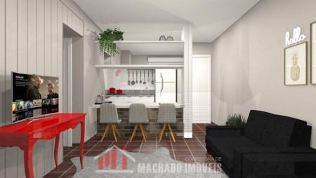 Apartamento 1dormitório em Capão Novo | Ref.: 858
